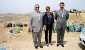 Inauguration de la nouvelle décharge publique contrôlée de la ville d'Ifrane