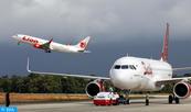 Crash d'avion en Indonésie: l'enquête révèle un dysfonctionnement de l'indicateur de vitesse (KNKT)