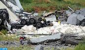 Effondrement du viaduc autoroutier en Italie: le bilan grimpe à 35 morts (Ministre)
