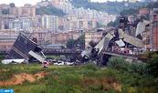 Italie: Au moins 22 morts dans l'effondrement d'un viaduc à Gênes