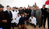 Province de Jerada : Signature d'une convention de partenariat pour la mise en place d'un Centre d'insémination artificielle des ovins et caprins