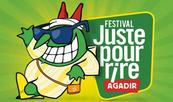 """Tomber de rideau sur la seconde édition du festival """"Juste pour rire"""" d'Agadir"""