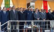 Commémoration à Kénitra du 61ème anniversaire de la création de la DGSN