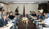 Maroc-Palestine: Réunion à Rabat sur la coopération en matière d'information et de communication