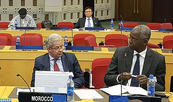 Présentation à Addis-Abeba de l'expérience marocaine en matière de développement durable