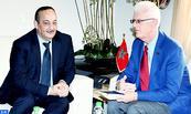 M. El Aaraj souligne l'importance des relations bilatérales Maroc-USA