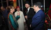 """Le leadership de Sa Majesté le Roi """"impressionnant et unique"""" dans le monde (grand rabbin de Panama)"""