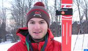 Ski alpin : Adam Lamhamedi décroche l'or et signe sa meilleure performance en slalom géant sur le circuit universitaire de la FIS
