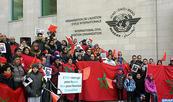 """Les Marocains du Canada protestent à Montréal contre les propos """"insultants"""" et """"outrageux"""" de Ban Ki-moon"""