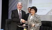 Forum AATB : L'ITFC signe quatre mémorandums d'entente pour mettre en œuvre des projets de partenariat