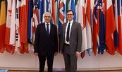 Examen au siège de l'OCDE à Paris du rapport «Examen multidimensionnel Maroc»