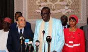 Le président du parlement de la CEDEAO salue l'initiative de SM le Roi visant à accélérer l'intégration du continent africain