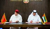 Maroc-EEAU : Signature à Abu Dhabi de plusieurs accords de coopération