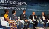 """Ouverture à Marrakech des travaux de la 7ème édition de la Conférence Internationale """"Atlantic Dialogues"""""""