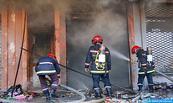 Marrakech: Incendie dans un restaurant, sans victime à déplorer