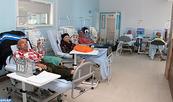 Centre d'hémodialyse de Martil, une unité médicale qui ravive l'espoir des patients insuffisants rénaux