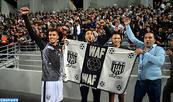 Coupe du Trône (2017-2018): Le Wydad de Fès se défait du Raja de Casablanca et rejoint La Renaissance de Berkane en finale