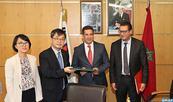 Signature d'un mémorandum d'entente triangulaire Maroc-Corée-Afrique dans le domaine de la formation professionnelle