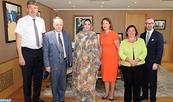 Rabat: Entretiens maroco-britanniques sur les relations post-Brexit et le renforcement de la coopération bilatérale