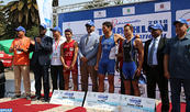 Grand Prix national du triathlon: Sadik Mehdi et Rahmani Oumaima vainqueurs de la 2è étape