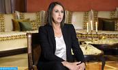Le discours royal souligne l'importance du dialogue social (Mme Mounib)