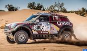 Rallye Oilibya du Maroc (2ème étape): victoires du Qatari Al Attiyah en auto et du Portugais Gonçalves à moto