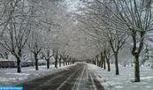 Temps froid à partir de ce dimanche jusqu'au mardi dans plusieurs régions du Royaume