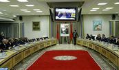 M. Boutayeb reçoit une délégation de l'Assemblée parlementaire de l'OSCE