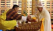 Le nouvel ambassadeur du Maroc à Thimphou remet ses lettres de créance au roi du Bhoutan