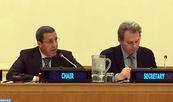 L'Ambassadeur Omar Hilale élu Président du Comité de la Charte des Nations Unies