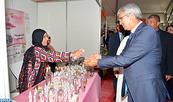 Le 2ème Salon régional des produits de terroir ouvre ses portes à Ouarzazate