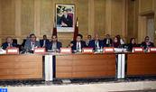 Le Conseil de la région de l'Oriental approuve son budget 2019 de près de 605,4 MDH