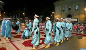 Une parade folklorique en ouverture du 3ème Festival Patrimoine de Rabat capitale