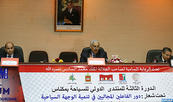 Meknès : Le Forum international du tourisme planche sur le rôle des acteurs territoriaux