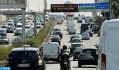 Reconduction mardi de la «circulation différenciée» à Paris et ses abords pour lutter contre la pollution