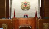 La Chambre des Conseillers a adopté des initiatives qualitatives pour la mise à niveau de l'action parlementaire diplomatique (M. Benchamach)