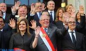 Pérou: le nouveau gouvernement conduit par l'experte économique Mercedes Araoz prête serment