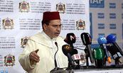 """M. El Khalfi: Le gouvernement est """"très préoccupé"""" par tout ce qui touche à la dignité de la femme marocaine au Maroc comme à l'étranger"""
