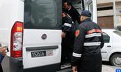 Arrestation à Casablanca de deux individus impliqués dans une affaire d'escroquerie et d'usurpation d'identité