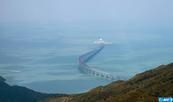 Ouverture d'un gigantesque pont reliant Hong Kong à la Chine continentale