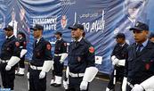 Casablanca: clôture de la première édition des Journées portes ouvertes de la DGSN