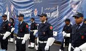 DGSN: Les journées portes ouvertes visaient le renforcement de la police de proximité et la concrétisation du principe de la police citoyenne