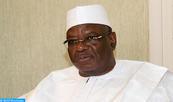 Le Président Boubacar Keïta fait part de ses sincères remerciements à SM le Roi pour la formation de 500 imams maliens au Maroc