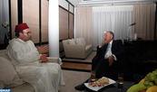Le Président portugais reçoit à Casablanca M. Benchamach