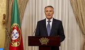 Arrivée au Maroc du président du Portugal