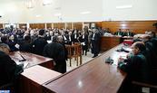 La chambre criminelle près l'annexe de la cour d'appel à Salé poursuit l'interrogatoire des accusés dans les événements de Gdim Izik