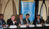 """Remise à Casablanca des diplômes aux étudiants de la 1ère promotion marocaine du programme """"SAP Skills for Africa"""""""