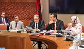 L'amendement de certains articles du Code de la procédure pénale et du Code pénal vise à combler les vides juridiques en matière de spoliation foncière (M. Aujjar)