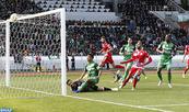 Botola Maroc Télécom D1 (Mise à jour 10ème journée):Victoire du Raja face au Wydad (2-1)