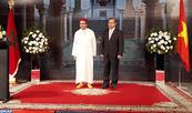 L'ambassade du Maroc au Vietnam offre une brillante réception à l'occasion de la fête du Trône